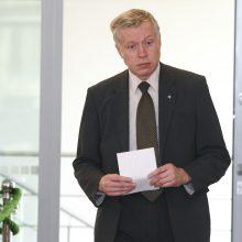 Karjera: į miesto tarybą norėtų sugrįžti ir buvęs Seimo narys R.Kupčinskas.
