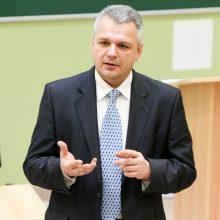 Svaja: su Darbo partija į Kauno valdžios olimpą norėtų patekti mįslingai atsistatydinęs  buvęs žemės ūkio ministras Virgilijus Jukna.
