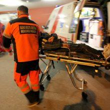 Siaubas Vilniaus rajone: dujomis užtroško vyras, vos gyvi liko dar vienas ir mažametė