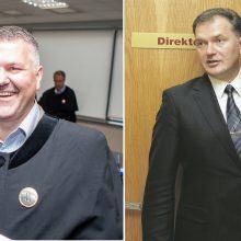 Advokatas ir sukčius virto Siamo dvyniais?