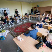 Mokinio krepšelį keičia klasės krepšelis: neaiškumų – apstu