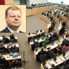 Vyriausybė planuoja ambicingas reformas – ekspertai mato spragų