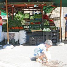 Patinka lietuviškos daržovės – mokėk brangiau