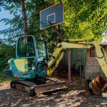 Zarasų rajone nuslinkus šlaitui žuvo žemę kasęs darbuotojas