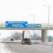 "Ministras: ""Via Baltica"" ateitis – išmanioji magistralė"