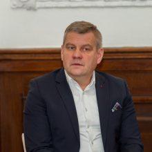 Situacija: istorikas J.Vaičenonis įsitikinęs, kad daugelį dalykų lemia aplinkybės.