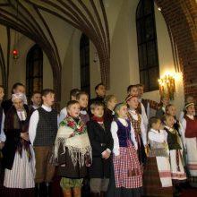 Kalėdų belaukiant – tradicinis advento koncertas