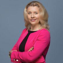 Laikinąja MRU rektore paskirta I. Žalėnienė