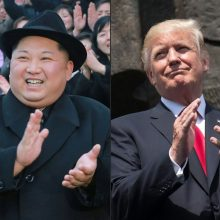 Šiaurės Korėja: JAV planuoja pulti Pchenjaną