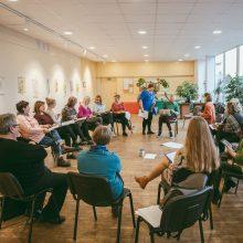Kultūros centruose – kūrybingumo pamokos ir naujos idėjos