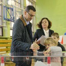 Lenkijoje vyksta vietos valdžios rinkimai: kokios prognozės?