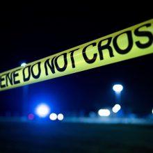Floridos valstijoje per šaudymus gatvėje sužeisti šeši žmonės