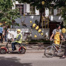 Naujos tradicijos gimimas: V. Putvinskio gatvės diena <span style=color:red;>(programa)</span>