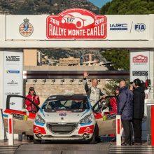 Antras kartas Monte Karle nemelavo