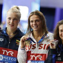 R. Meilutytei – Europos čempionato sidabro medalis!