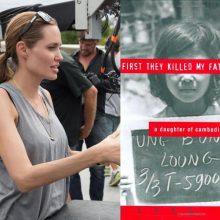 A. Jolie juostoje – jautri mergaitės iš Kambodžos istorija <span style=color:red;>(pamatykite anonsą)</span>