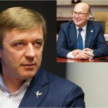R. Karbauskis: laimės mūsų kandidatas, iš kitų artimiausias V. Matijošaitis