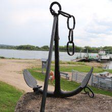 Laivyba Nemune: svarstomas maršrutas iš Vilkijos į Kauną
