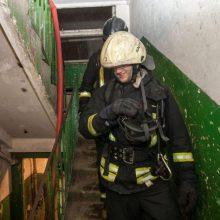 Kazlų Rūdoje nuo galimos tragedijos išgelbėjo dūmų detektorius