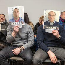 Kaune ir Norvegijoje šeimininkavusiai įžūliai gaujai siūlomos solidžios bausmės
