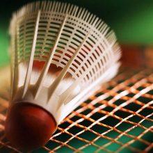 Lietuvos badmintonininkai Europos mišrių komandų atrankos turnyrą baigė pergale