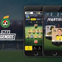 LFF oficialiai išleido savo futbolo vadybos žaidimą mobiliesiems
