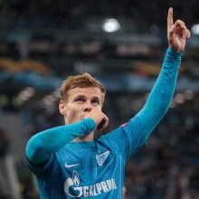 Du rusų futbolininkai bus suimti dviem mėnesiams