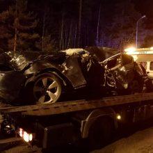 Plikledis Klaipėdoje sukėlė chaosą: pasipylė daugybė avarijų