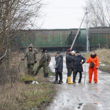 Būrys policininkų ir savanorių ieško dingusio vaikino
