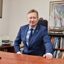 Klaipėdos universitete išrinktas rektorius