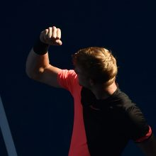 """Britai šokiruoti: K. Edmundas pasiekė """"Australian Open"""" pusfinalį"""