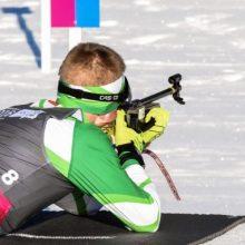 Jaunimo žiemos olimpinės žaidynėse biatlonininkas L. Banys liko 31-as