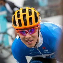 Dviratininkas R. Navardauskas lenktynėse Ispanijoje finišavo 13-as