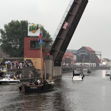 Keičiama Pilies tilto kilnojimo trukmė