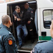 Agurkinių byla: keturi kaltinamieji toliau lieka suimti