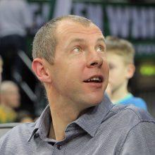 R. Šiškauskas: visi Lietuvos krepšinio fanai puikiai žino šių rungtynių svarbą