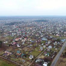 Džiunglės: šalia Klaipėdos įsikūrusi viena didžiausių sodininkų bendrijų Lietuvoje yra tapusi nebloga priebėga nuo policijos besislapstantiems asmenims.