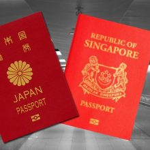 Mūsų paso galia – dešimta