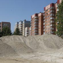 Baltijos prospekte išdygs nauji namai