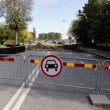 Uostamiesčio gatvėse – pokyčiai: vairuotojams prireiks kantrybės