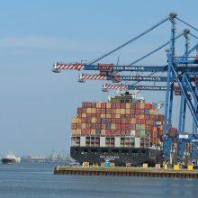 Klaipėdos uostas išlieka regiono lyderiu