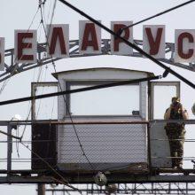 Baltarusijoje įvykdyta mirties bausmė dviem žudikams