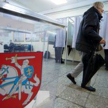 Seime – siūlymas rengti pirmalaikius rinkimus