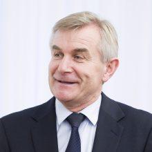 Seimo pirmininkas birželio pabaigoje lankysis JAV