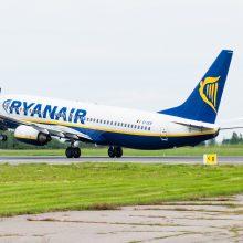 """""""Ryanair"""" paskelbė apie naują maršrutą iš Kauno"""
