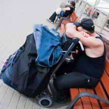Į Lietuvą imigruoja po tūkstantį užsieniečių per mėnesį