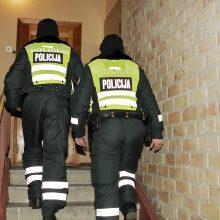 Sostinės daugiabutyje – negyvas vyras, įtariamas nužudymas