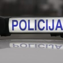 Užgeso iš šešto aukšto iššokusios policininkės gyvybė