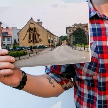 Kam priklauso Kaunas ir jo sienos