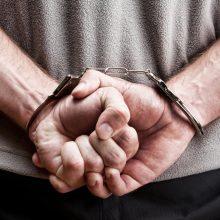 Teismo laisvėje paliktas alytiškis įtariamas įvykdęs dvigubą žmogžudystę